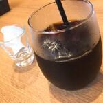 高崎カメレオン - アイスコーヒー