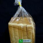 布屋パン店 - 食パン5枚切り260円