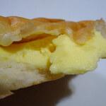 布屋パン店 - カスタードリームパン