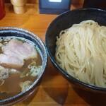 麺哲支店 麺野郎 - つけ麺関脇(400g)肉増し