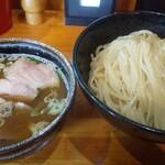 麺哲支店 麺野郎 - もう一枚 つけ麺関脇(400g)肉増し