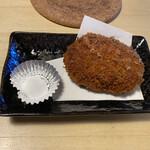 ほうとう蔵 歩成 - コロッケ(バター風味)