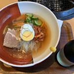 船渡 - 冷麺