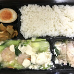 Ippimbou - 海鮮豆腐