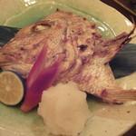 小石川 かとう - 鯛かぶと