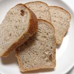 ククサ - 全粒粉食パン