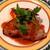 カサ・デ・フジモリ - 牛ロース肉のプランチャ エスパニョールソース