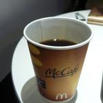 マクドナルド - プレミアムローストコーヒー