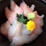 割烹 福寿司 - 海鮮丼