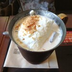 上島珈琲店 - ココナッツミルクコーヒー Rサイズ¥520(税抜き)