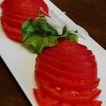 135790916 - トマトサラダ 甘くて美味(///ω///)♪