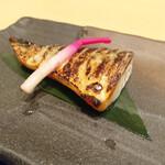 華花 - 本日の焼き魚(鯖)
