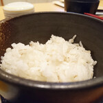 華花 - 麦ご飯 おかわり