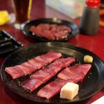焼肉 榎久 - 料理写真:牛タンゆず胡椒