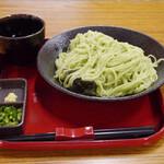 なかぶ庵 - オリーブ生素麺