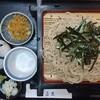 新潟古町 藪そば - 料理写真:ざるそば(大盛)