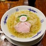 中華蕎麦にし乃 - 料理写真:山椒そば