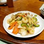 新世界菜館 - 八宝菜