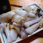 丸和 - イカゲソ焼き