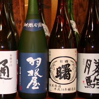 富山県内各地の地酒から美味しい地酒をピックアップ!