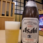 鳥いちばん - 瓶ビール