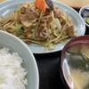 中華料理 大勝軒 - 料理写真:肉野菜炒め¥550 + ライス ¥200 税込