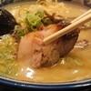 Ninnikuramentenyou - 料理写真:厚みのあるバラ肉チャーシュー