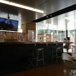 オープンカフェ まるごとやまなし館 -