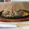 とふろうグリル - 料理写真:ジャポネビーフお肉1.5倍単品¥880+パスタ大盛り¥60