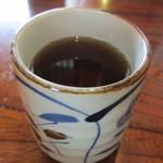 瀧乃家 - 冷たいお茶