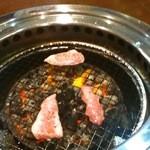焼肉ホルモン佐々木家 - トントロ