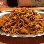 スパゲッティーのパンチョ - カレーナポ 並 400g