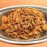 スパゲッティーのパンチョ - バードビュー