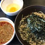 足立製麺所 - 冷し肉そば850円税込