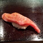 大和寿司 - 大間のマグロ 大トロ
