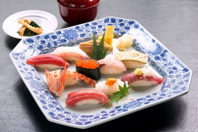 旭鮨総本店 下高井戸本店の料理の写真