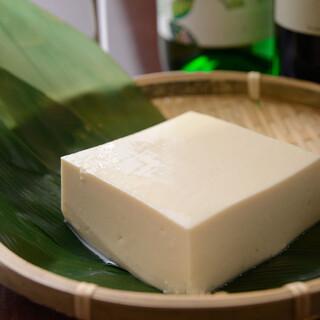 【京都の味】京都で100年愛される、伝統の豆腐