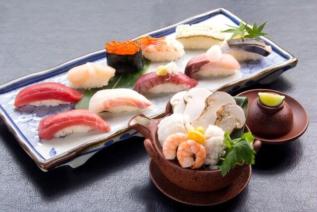 旭鮨総本店 桜ヶ丘本館の料理の写真