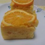 135828857 - オレンジは甘みがありつつも凝縮された苦味、香りがあって大人の味わい