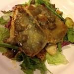 キッチン・レジェ - 的鯛のムニエル・ケッパーのソース