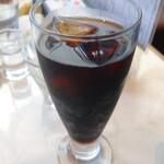 洋食 ジャンボ - アイスコーヒー