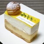 cake & cafe Ecrin - ドゥ フロマージュ