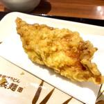 丸亀製麺 - かしわの天ぷら好き♡