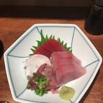 魚眞 - お刺身
