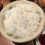 魚眞 - ご飯