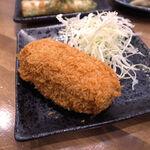 立ち飲み 勝 - カレールゥーコロッケ(200円)