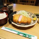 Buta inagaki - リブロースかつ定食