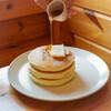 森のVoiVoi - 料理写真:クラシックバターミルクパンケーキ(3枚)