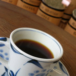 焙煎香房 シマノ - 再訪:この日の試飲はハワイコナ。