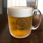 酒・蕎麦 田治 - ランチビール:ハートランド生